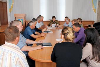 Семінар для фізичних осіб-підприємців Чечельницького району