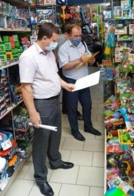 Проведено інформаційно-роз'яснювальну роботу щодо переваг легального працевлаштування серед суб'єктів підприємницької діяльності